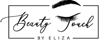 Beauty touch by Eliza (logo)